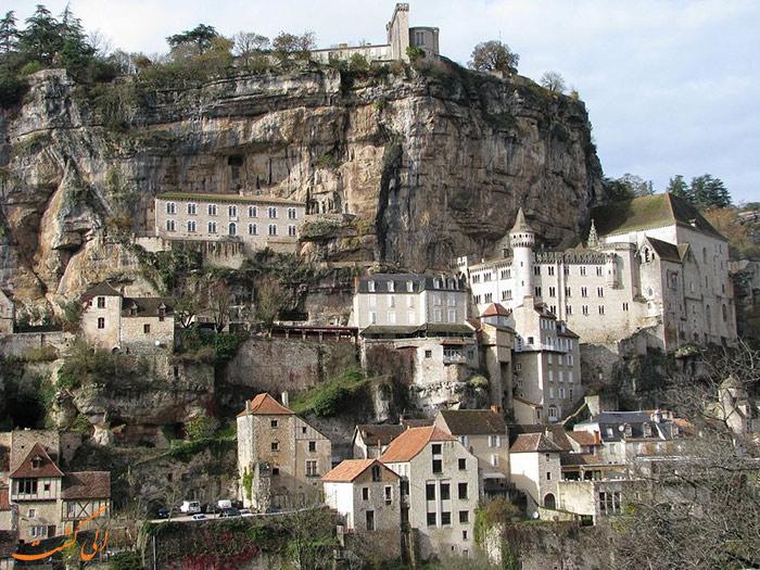 روستای روکامادور فرانسه