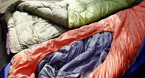 کیسه خواب مناسب