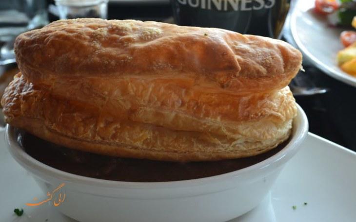 غذاهای ایرلندی