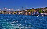 جاذبه های تنگه بسفر در استانبول