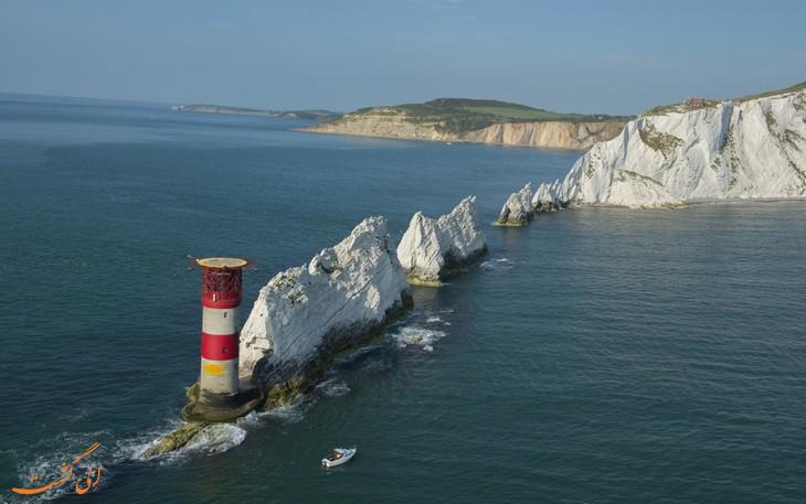 جاذبه های طبیعی انگلستان