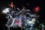 آتش بازی پاریسی | تصویر روز نشنال جئوگرافیک
