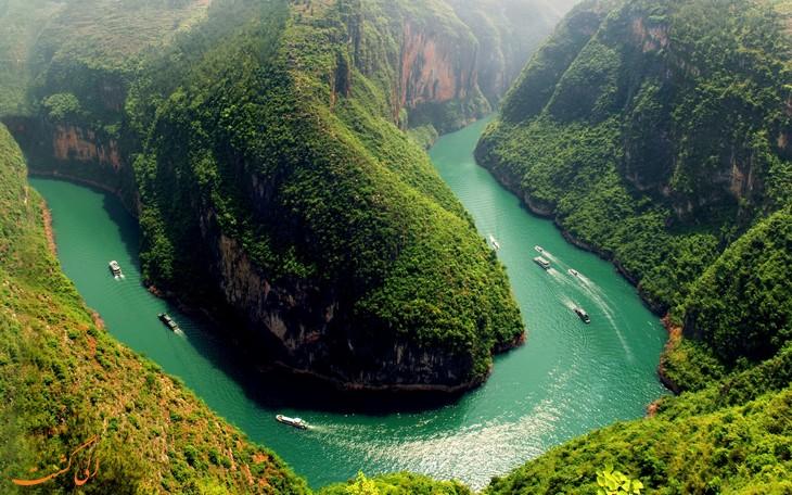 جاذبه های طبیعی چین