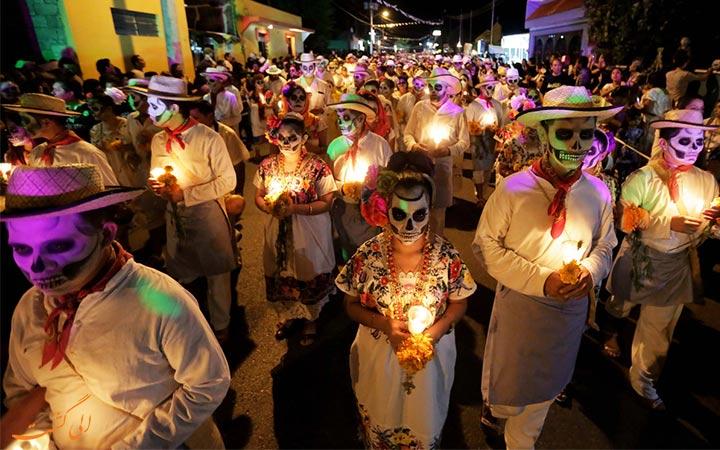 فستیوال مرگ مکزیک