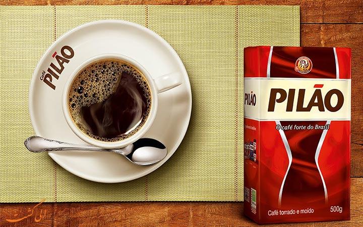 پیلائو قهوه برزیلی
