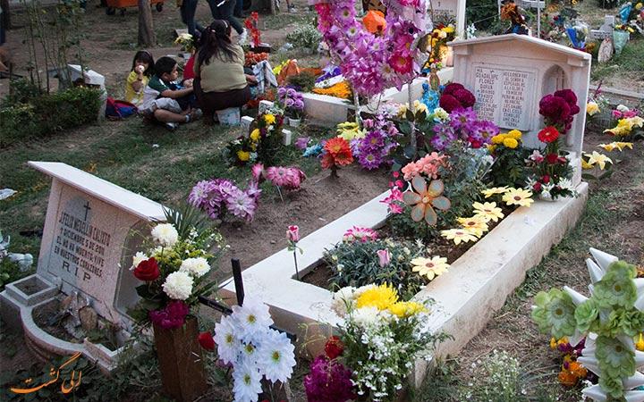 قبرستان مکزیک