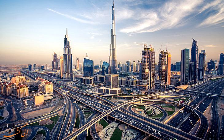 اطلاعات کلی شهر دبی