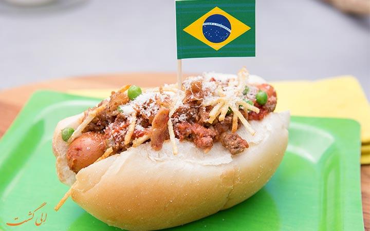 غذای برزیلی