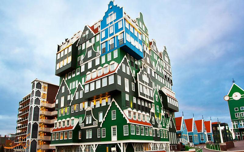 عکس هایی از هتل های عجیب