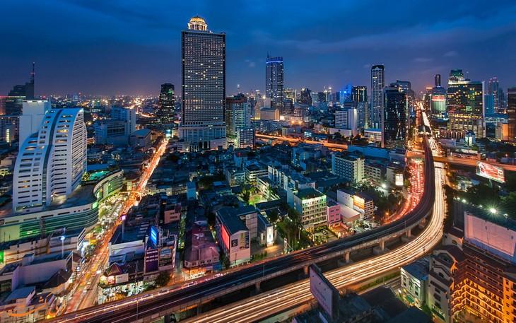 یک هفته در بانکوک