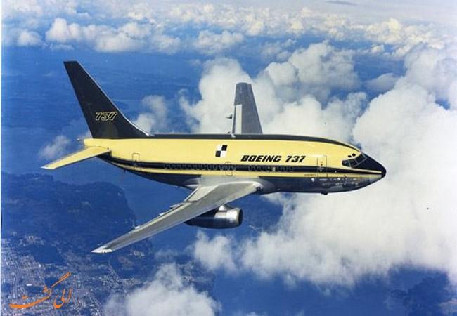 نا امن ترین هواپیماهای جهان