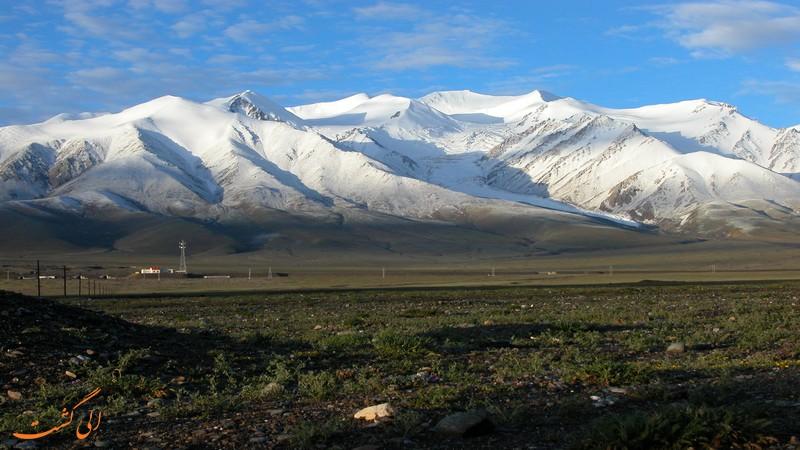 کوه های کونلون
