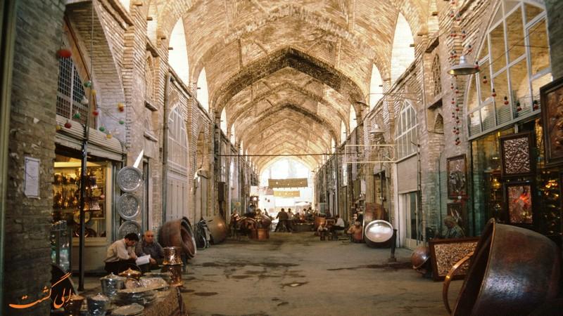 عکس بازار اصفهان