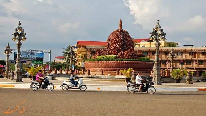 مرکز شهر کمپوت