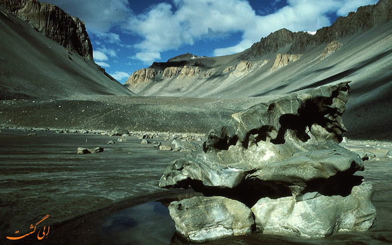 بیابان McMurdo Dry Valleys