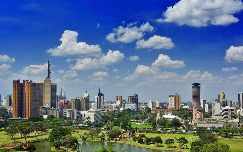 شهر نایروبی