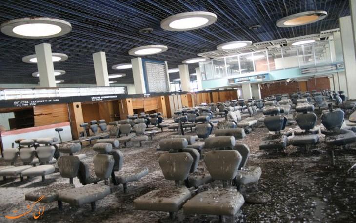 فرودگاه های متروک