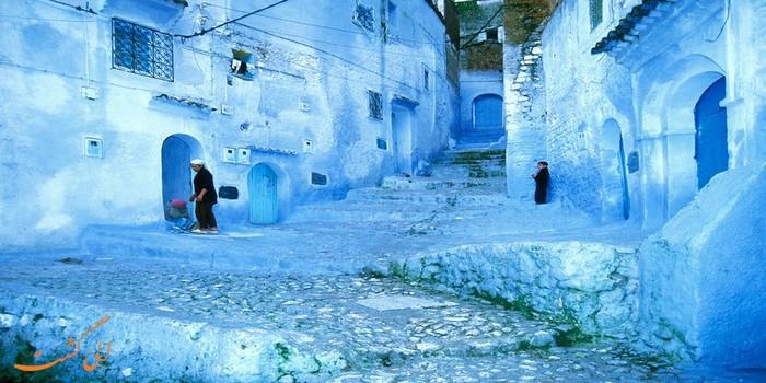 شهر آبی شفشاون