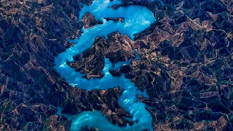 رودخانه اژدهای آبی