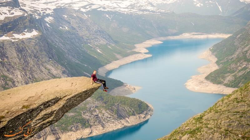 ترول تونگا در نروژ