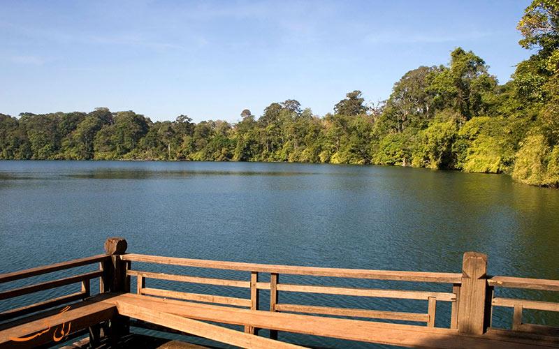 دریاچه ییک لائوم