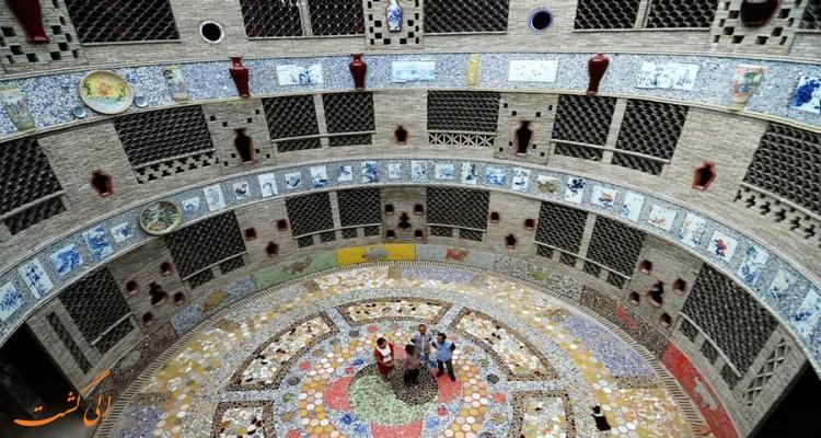 کاخ سرامیکی در چین