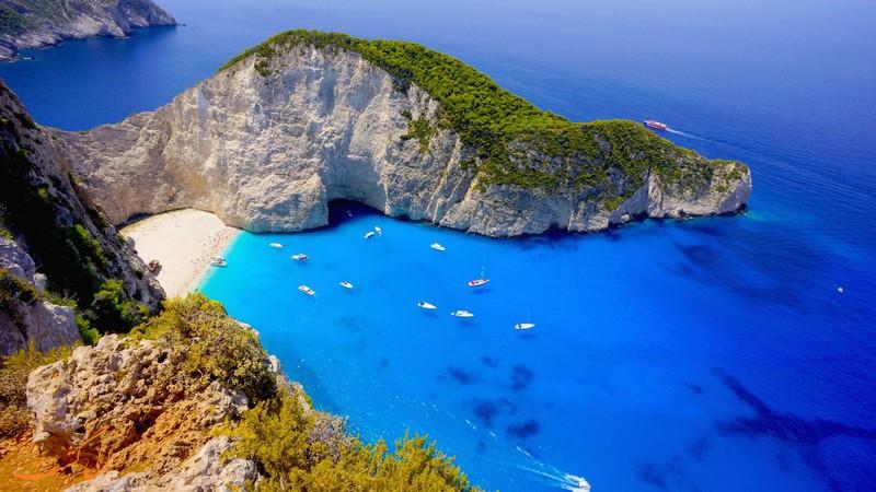 جزیره Zakynthos