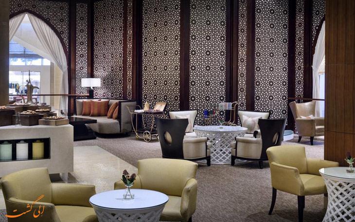 اتاق های هتل آدرس دبی مال