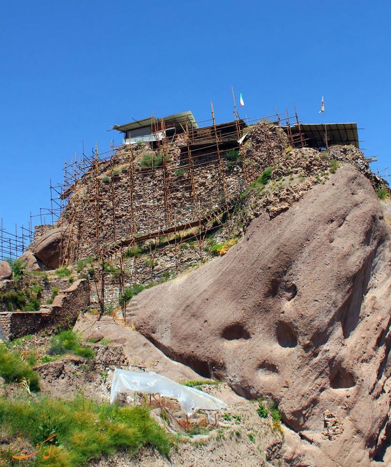 قلعه الموت در قزوین