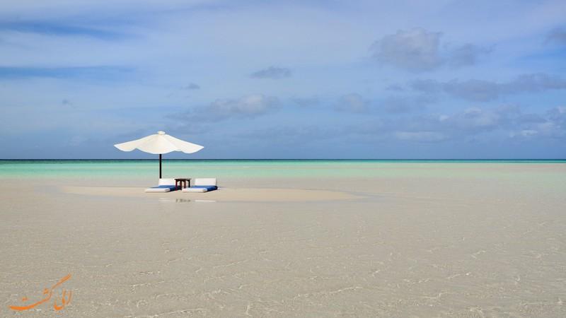 جزیره آمان پولو پالاوان