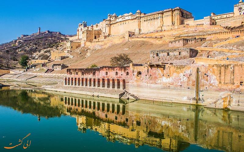 قلعه امبر در هند