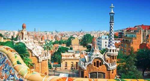 شهر بارسلونا