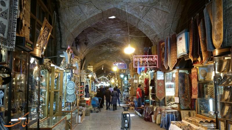 عکس های بازار اصفهان