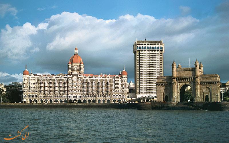 شهر زیبای بمبئی