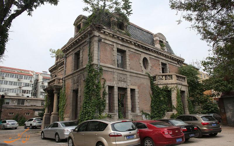خانه تسخیر شده در پکن