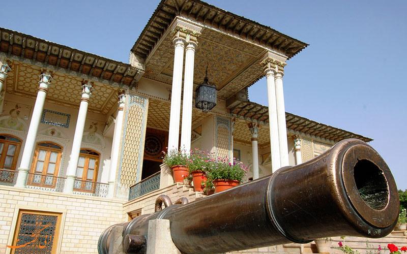 باغ عفیف آباد در شیراز