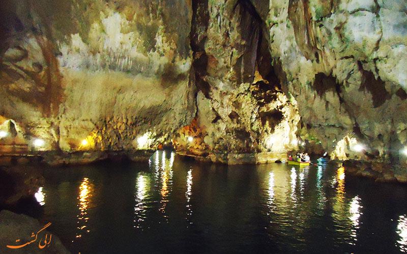 غار آبی
