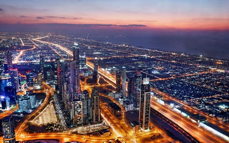 هتل های نزدیک مراکز خرید دبی
