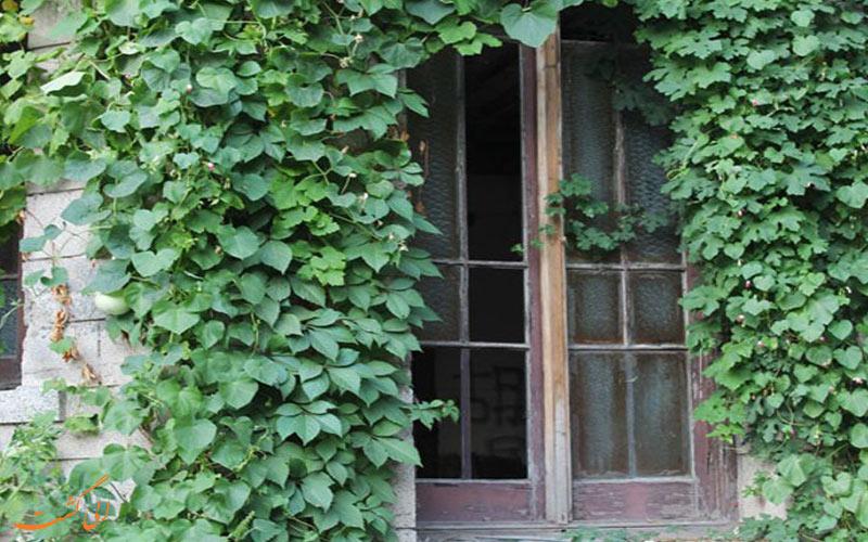 خانه ای عجیب در پکن