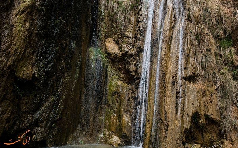آبشار نوژیان در خرم آباد
