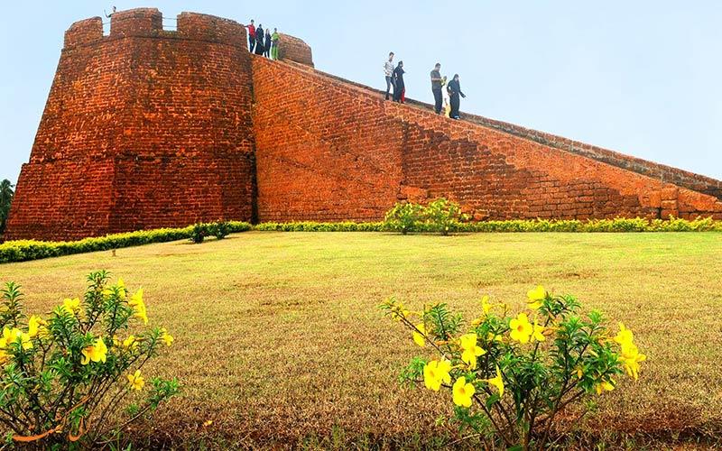 قلعه بکال در کرالا