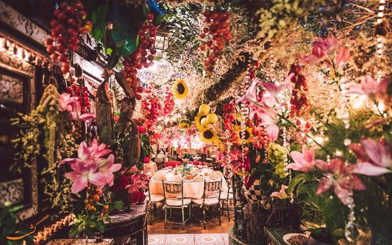 رستوران عجیب در فرانسه