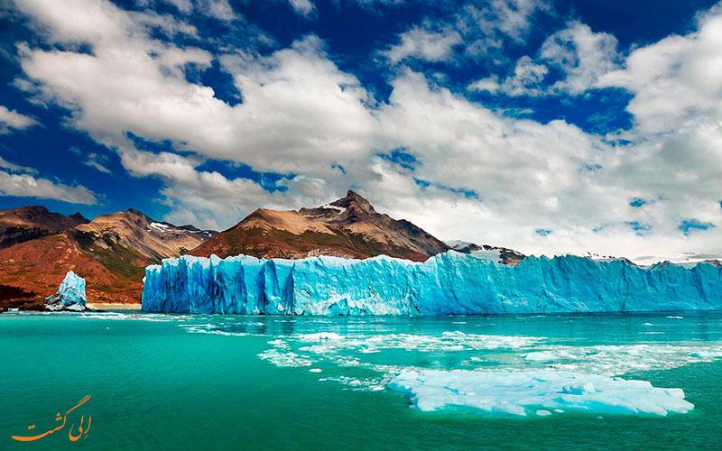یخچال طبیعی پریتو مورنو