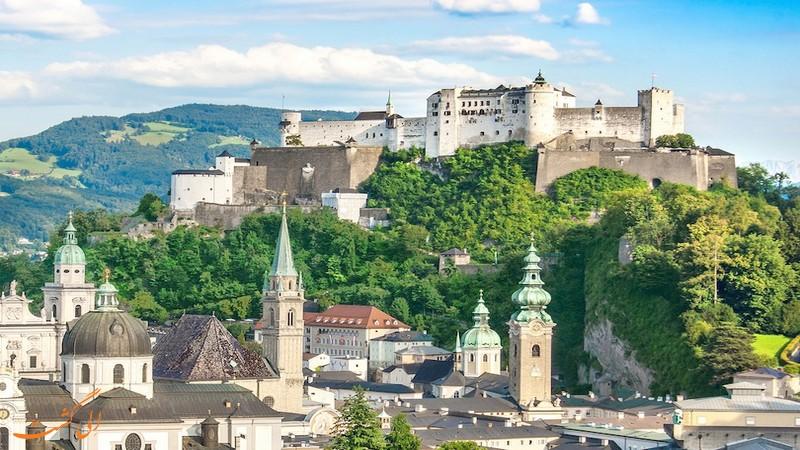 قلعه ی هوهن سالزبورگ