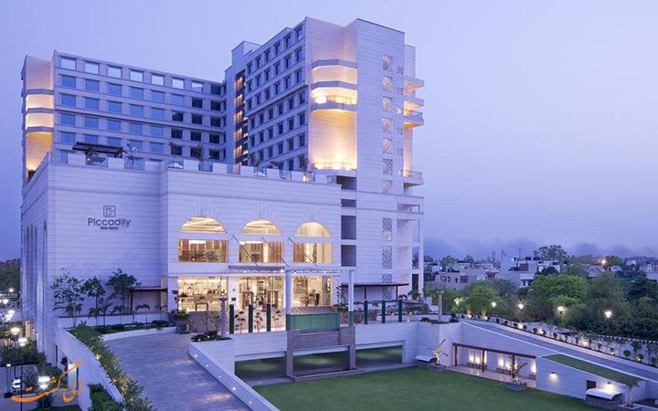 هتل دهلی