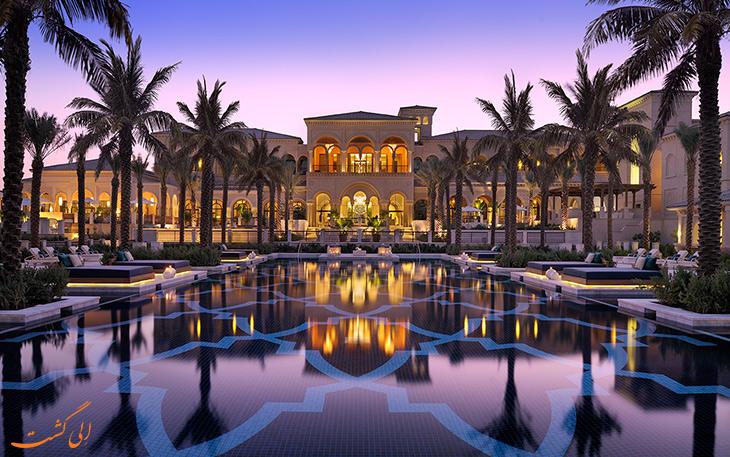 هزینه اقامت در شهر دبی
