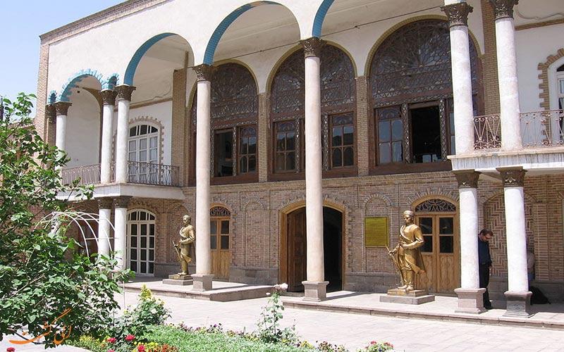 خانه مشروطه در تبریز