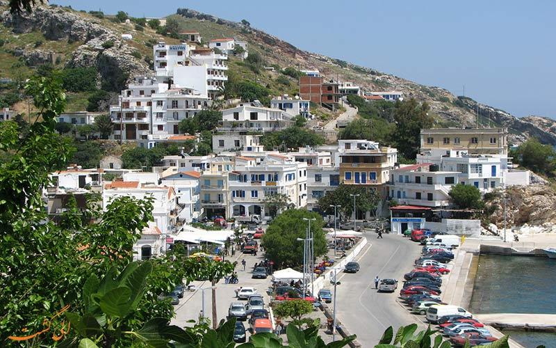 جزیره ای در یونان