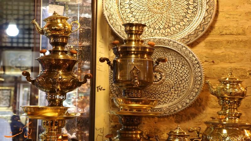 صنایع دستی بازار اصفهان