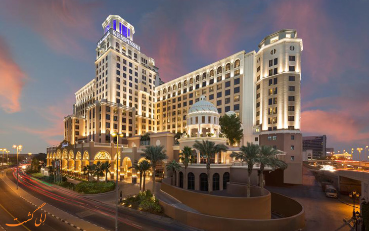 هتل کمپینسکی مال امارات